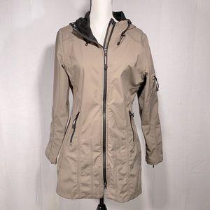 """ISLE JACOBSEN Hornbaek Raincoat soft shell 33""""38"""
